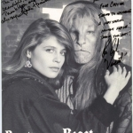 Beauty and the Beast Linda Hamilton & Ron Perlman
